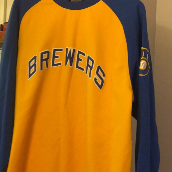 newest 5015b 95fa6 Rollie Fingers Milwaukee Brewers Throwback Jersey
